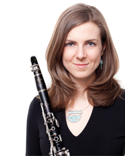 christine carter clarinet