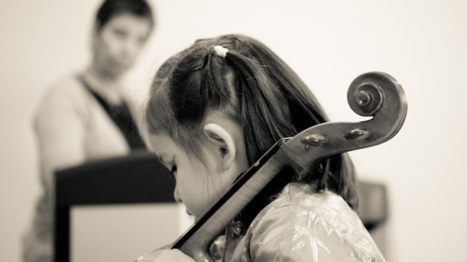 cello student confidence