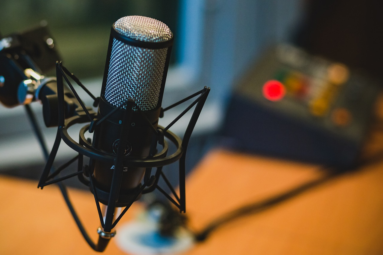 Five Podcasts I'm Enjoying Now